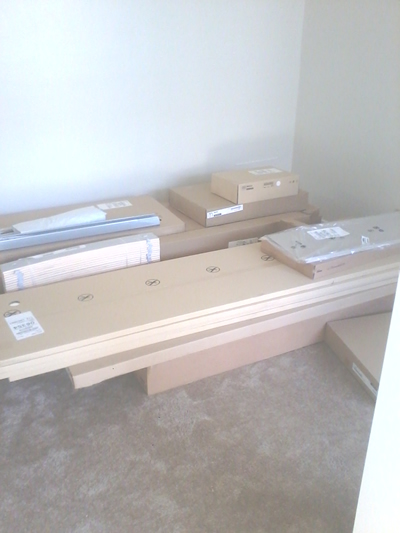 ikea before
